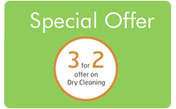 dry cleaners belfast offer